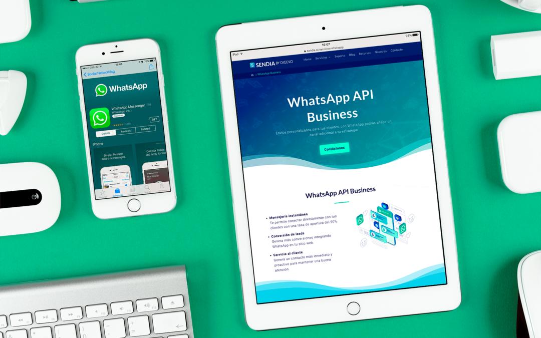 ¿Es la API de WhatsApp Business segura para implementar en mi empresa?